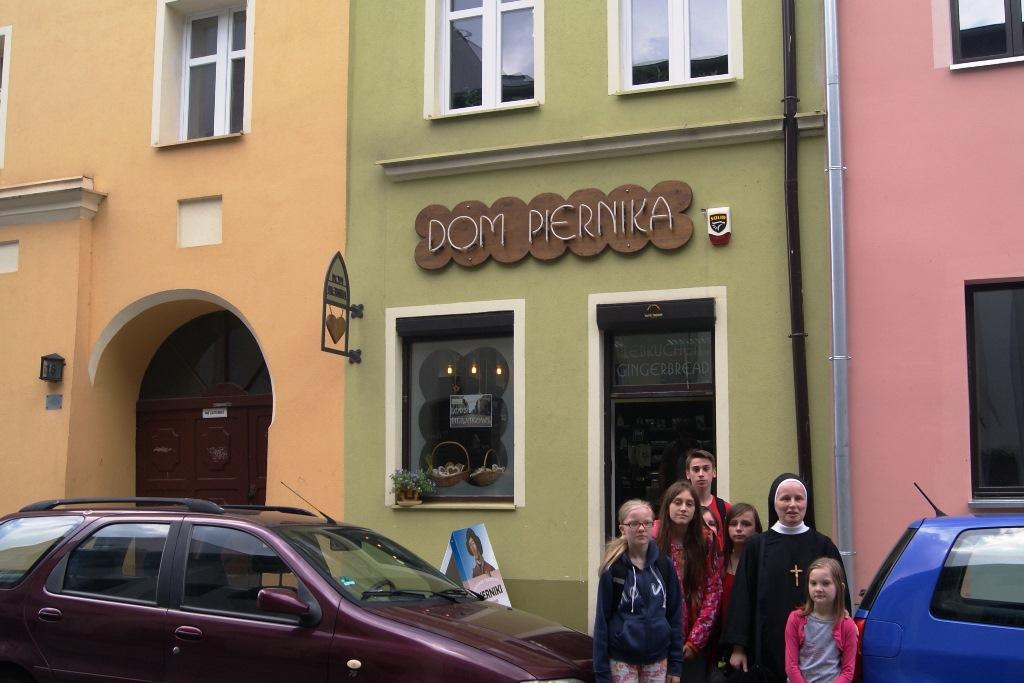 Dom Piernika w Toruniu