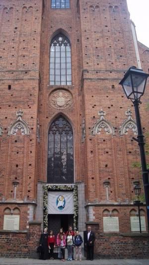 Katedra ?wi?tych Janów w Toruniu