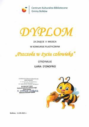 ILaria, Zdj. Pszczoła