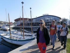 Zwiedzanie Portu Jachtowego